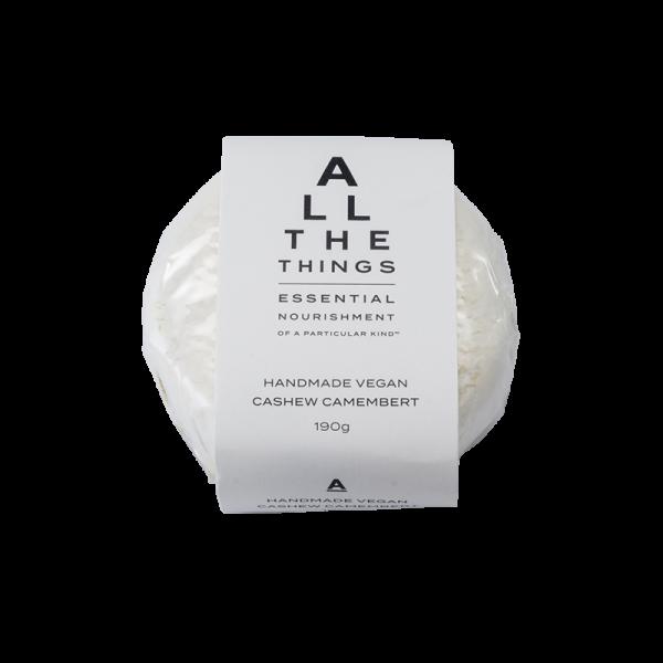 Buy Handmade Vegan Cashew Camembert Online & Melbourne