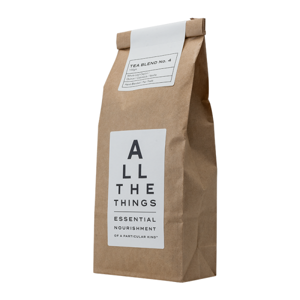 Buy Tea Blend No. 04 - Whole Leaf Ceylon / Quince / Calendula / Vanilla Online & Melbourne