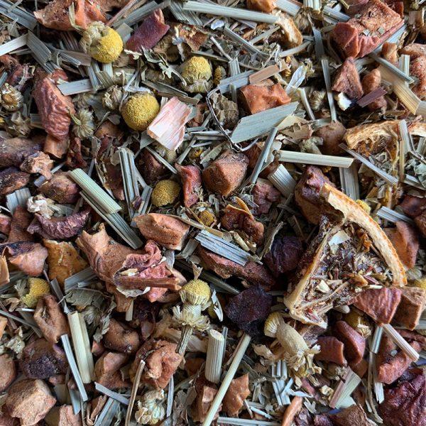 Buy Tea Blend No. 08 - Chamomile / Lemongrass / Orange / Vanilla Online & Melbourne