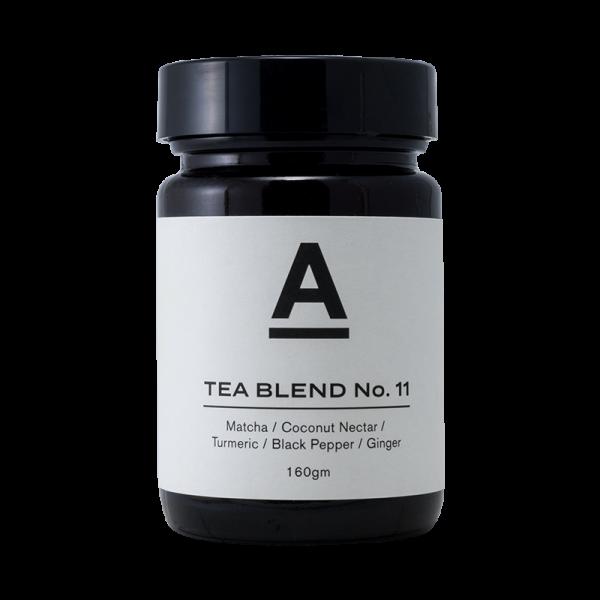 Buy Tea Blend No. 11 - Matcha / Coconut Nectar / Turmeric / Ginger / Black Pepper Online & Melbourne