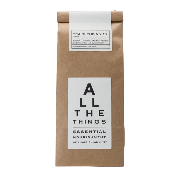 Buy Tea Blend No. 13 - Sticky Chai Online & Melbourne