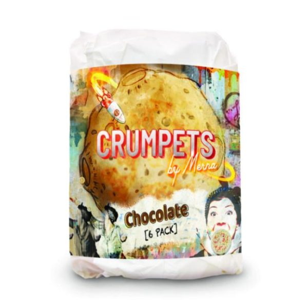 Buy Chocolate Crumpets Online & Melbourne