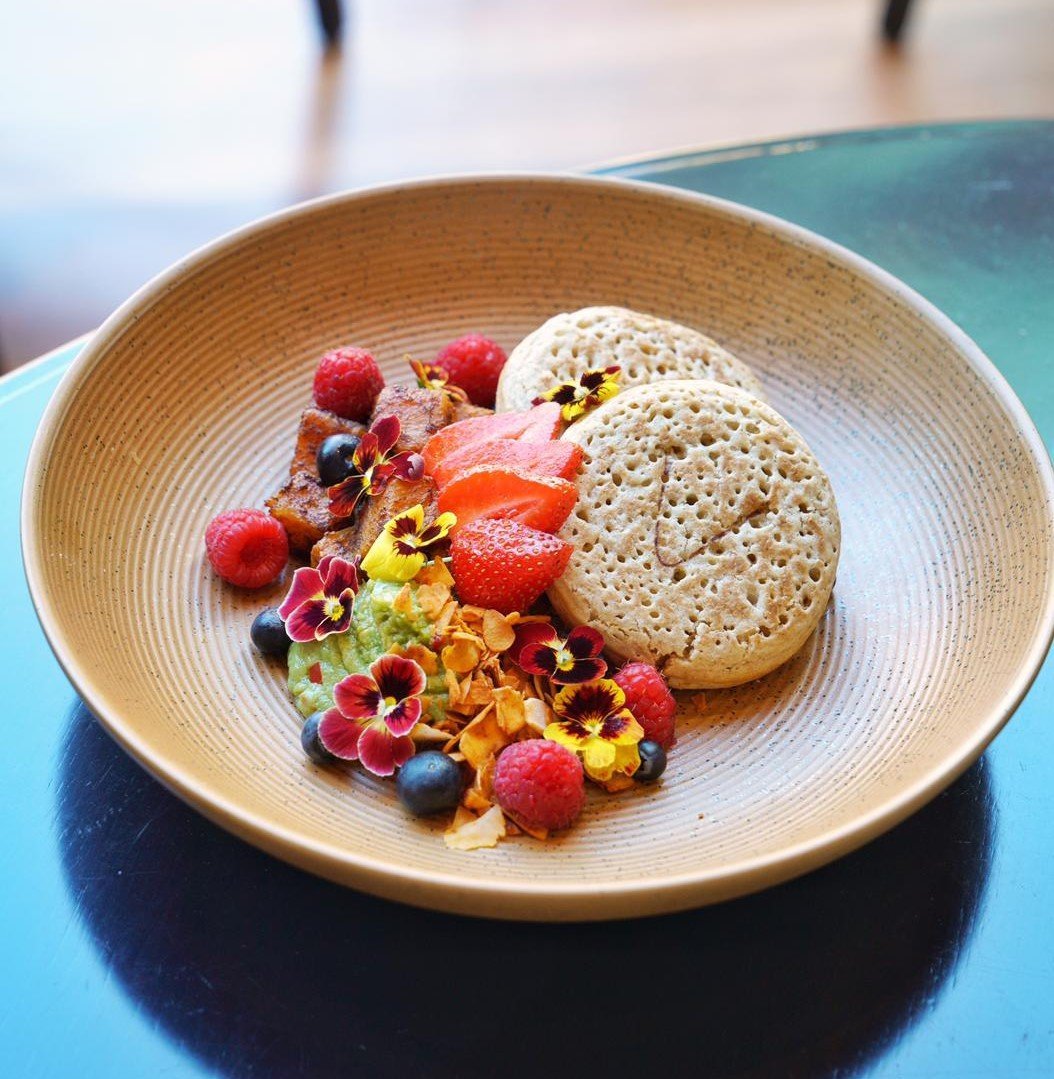 Buy Coconut Vegan Crumpets Online & Melbourne