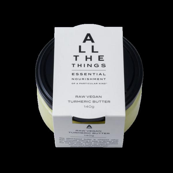 Buy Raw Vegan Turmeric Butter Online & Melbourne