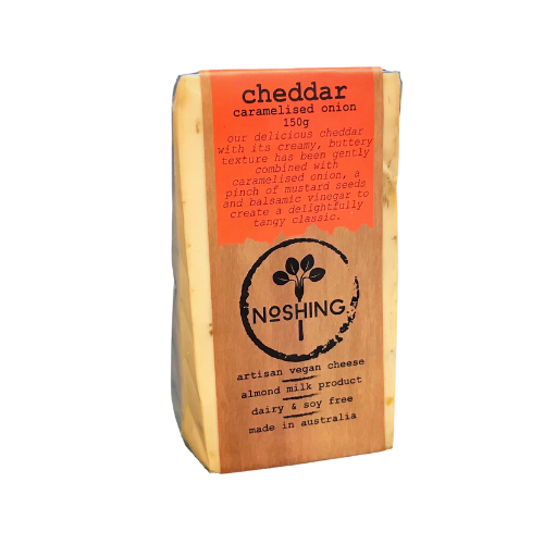 Buy Cheddar with Caramelised Onion Online & Melbourne