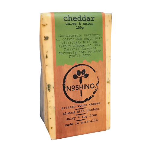Buy Cheddar Chive and Onion Online & Melbourne