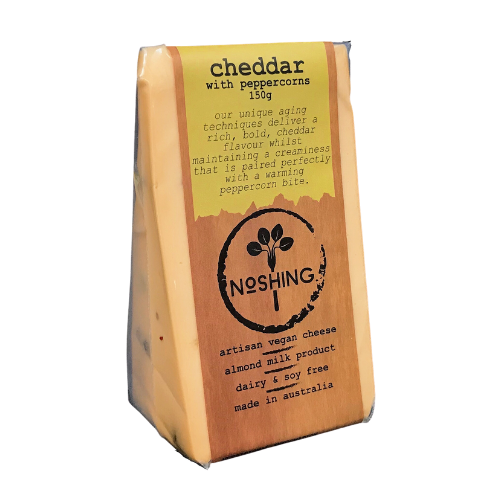 Buy Cheddar with Peppercorn Online & Melbourne