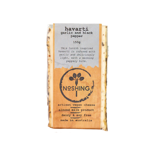 Buy Roast Garlic & Black Pepper Havarti Online & Melbourne