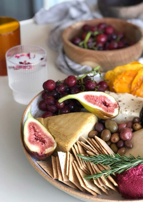 Buy Macadamia & Cashew Camembert Online & Melbourne